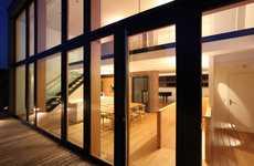 Brick-Accented Walkout Lofts