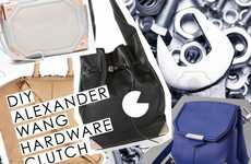 The 'Runway DIY' Alexander Wang Clutch is an Affordable Alternative