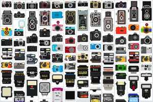 The Camera Collection by Bill Brown is Free for All to Use