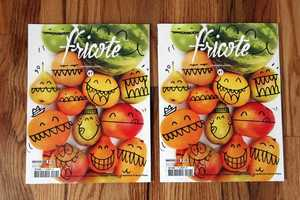 The 7th Issue of Fricote Magazine Boasts Urbanized French Cusine