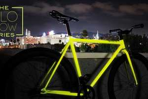 The Pure Fix Cycles 'Kilo' Bicycle is Activated By Sunlight