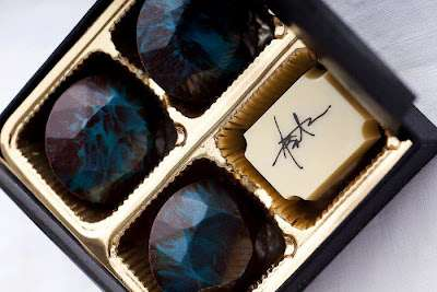 Gourmet Cocoa Gemstones - Enjoy These Decadent Azature Chocolates