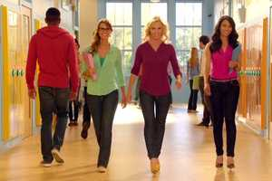 The Old Navy Why Choose? Commercial Stars '90210' Alums