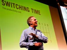 Tony Schwartz Keynotes