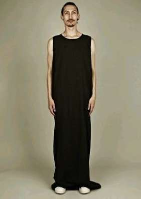 Rick Owens Fall/Winter 2012 Collection