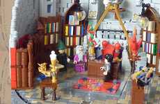 Toy Block Wizard Chambers