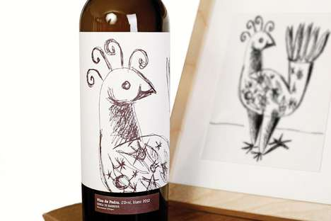 Vins de Pedra Wine Packaging