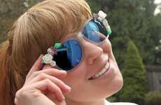 High-Fashion Imitation Specs