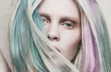 Muted Rainbow Photoshoots