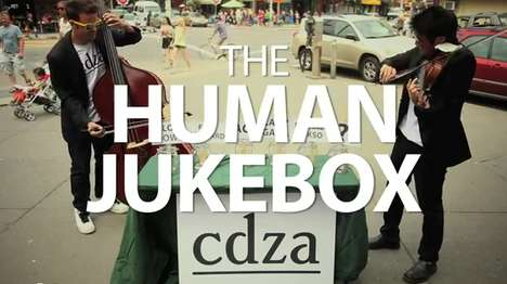 Human Jukebox by Collective Cadenza