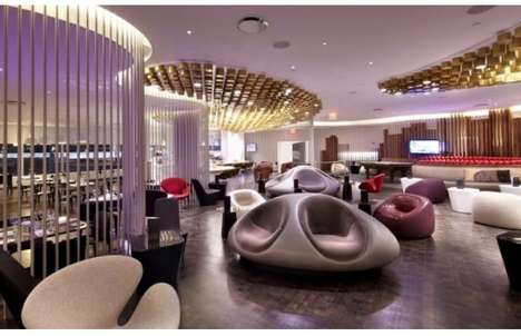 Virgin Upper Class Lounge