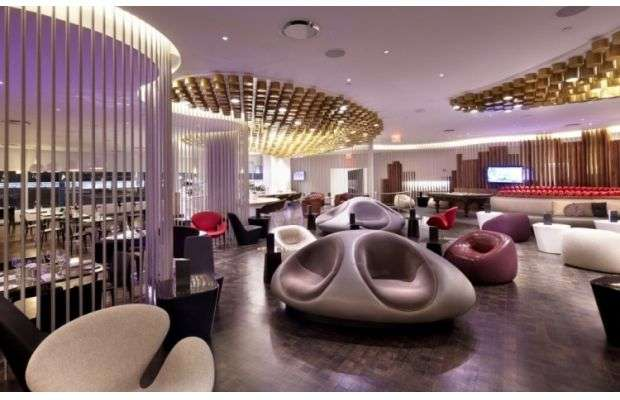 Luxury Airport Waiting Rooms