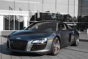 The 2012 Audi R8 Exclusive Selection Edition is Lust-Worthy