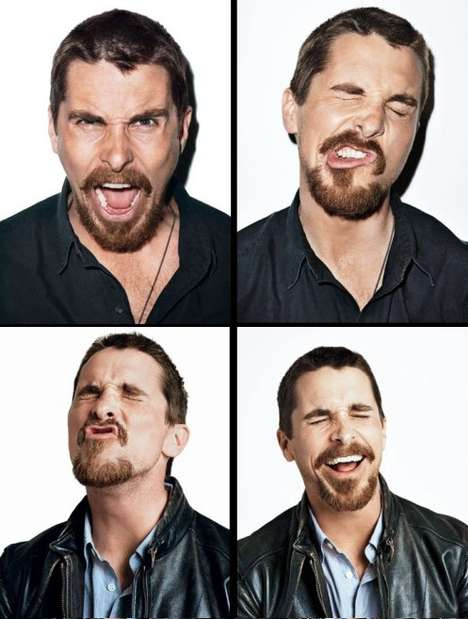 Christian Bale Finds
