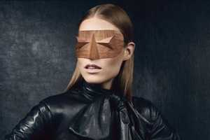 The Vogue UK 'New Noir' Shoot Slivers with Sleek Style