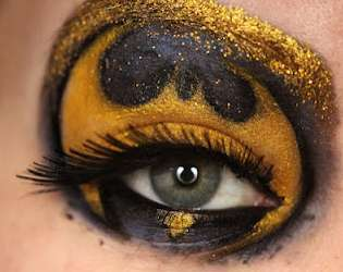 Eye-Makeup Creations by Jangsara