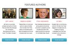 Crowdsourced Book Tours