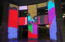 Interactive Emotion-Sensing Buildings - The Hide&Seek Exhibit Can Hear, Smell & Feel Its Users