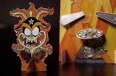Voodoo Pinball Characters