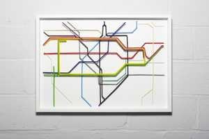 The Kyle Bean 'Tube Map' is an Accurate Depiction of the Underground Tube