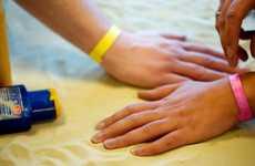 Sun-Detecting Bracelets