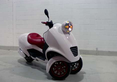 Cyclop Scooter