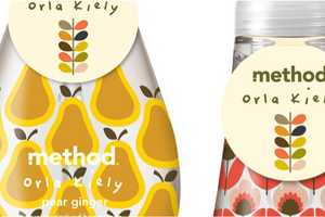 Method Orla Kiely Packaging Charms One's Sense of Sight
