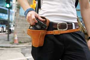 The Roberu Camera Holster Ensures You Never Miss a Shot