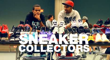 Trashlab Documentary: Sneaker Collectors