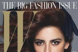 The Penelope Cruz W Magazine Feature Stuns with Elegance