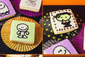 The 'Bakingdom' Halloween Baked Goods are a fun and Delicious Treat