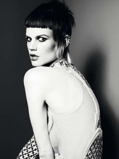 Saskia de Brauw by Jan Welters for Antidote