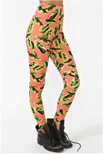 Nasty Girl Palm Beach Leggings