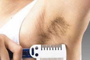 The 'Mudage Jolie' Removes Excess Body Hair