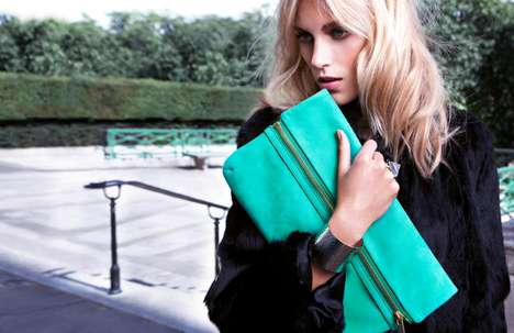 Oversized Envelope Clutches