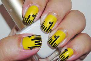 These 'Ruler Nails' Will Make You Stand Out in the Clas