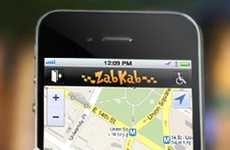 Taxi-Hailing Apps - The ZabKab App Ensures Cabs Will Come Straight to You