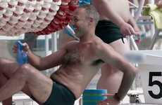 Hidden Sports Commentator Ads - Vitaminwater France Celebrates Amateur Athletes in Funny TV Spot