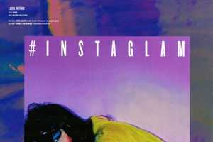 The #Instaglam Editorial for V Magazine Presents Modern Sharing
