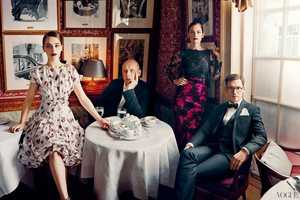 The Vogue 120 Editorial Showcases the Industry's Brightest Stars