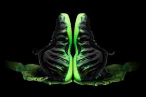 The 'Nike Air Foamposite One ParaNorman' Shoe Embraces Weird