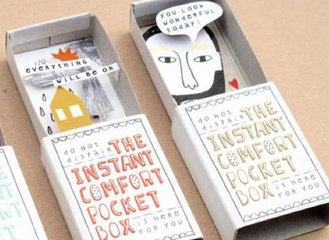 Artistic Matchbook Masterpieces