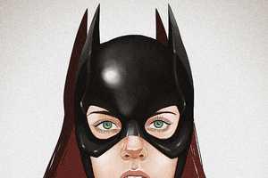 Andre De Freitas Illustrates Stoic Portraits of Superheroes