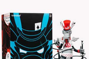 Kronk & Kidrobot Collaborate to Make this Badass 'Dweezil' Statue