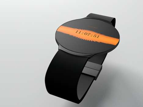 Touch Skin watch