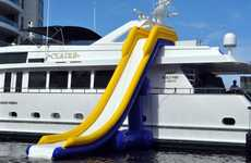 Yacht-Side Water Parks