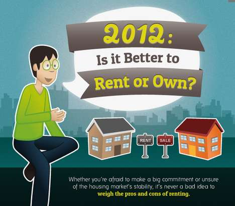 2012: Is it Better to Rent or Own?