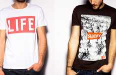 100 Stylish Graphic Tees