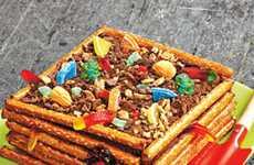 DIY Squirmy Compost Desserts