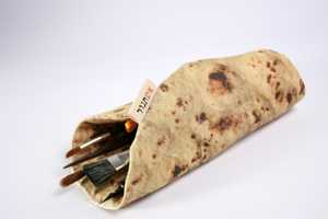 The 'Pita Bread Pencil Case' Looks Absolutely Delicious